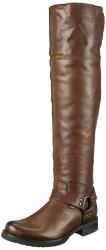 FRYE Women's Veronica Harness Boot for Skinny Calves